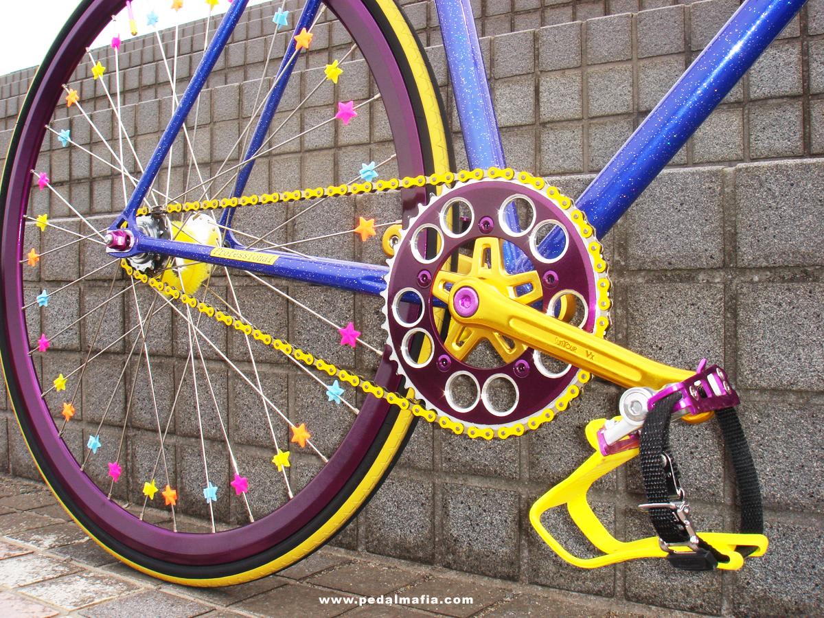 Самые необычные велосипеды 61